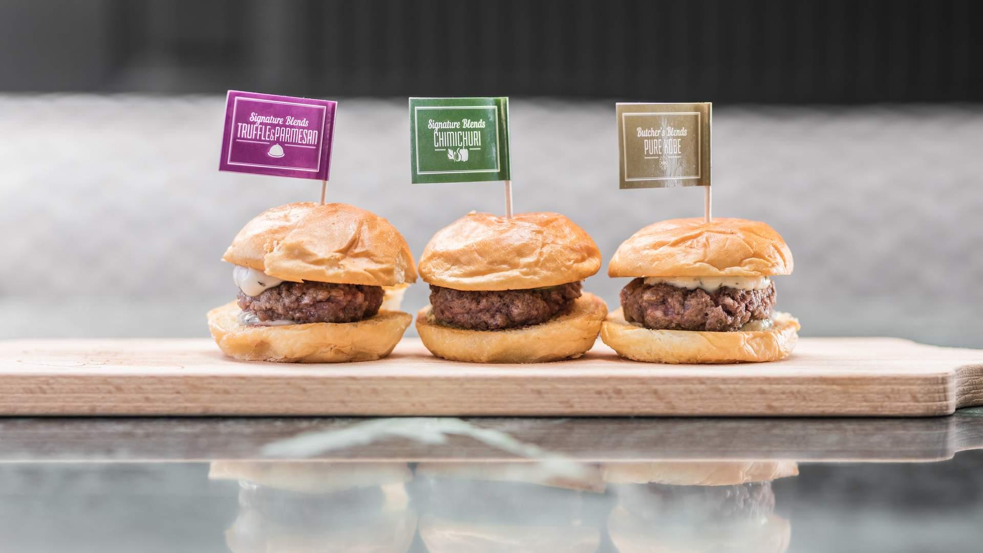 beefbar miniburger